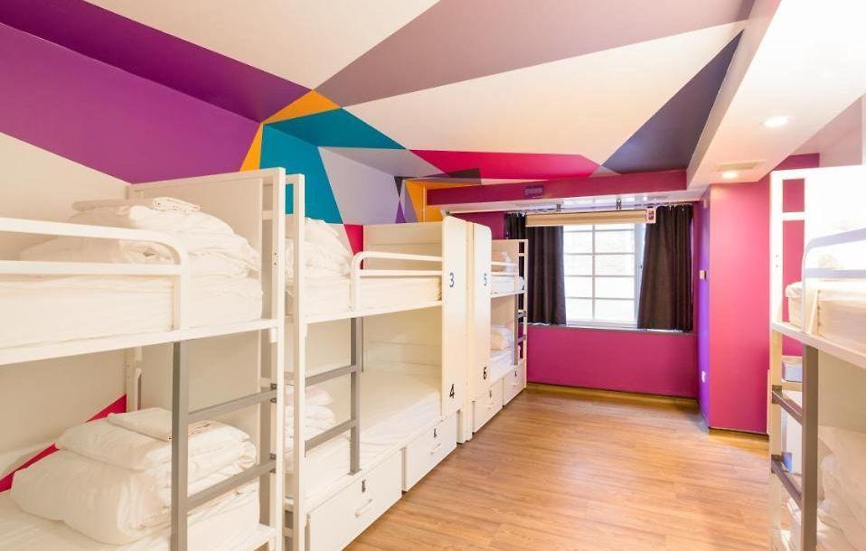 Generator Hostel London Wohn Unterkunft In Mayfair Großbritannien